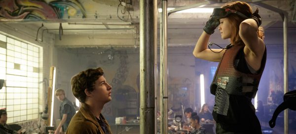 Ready Player One review Tye Sheridan Olivia Cooke