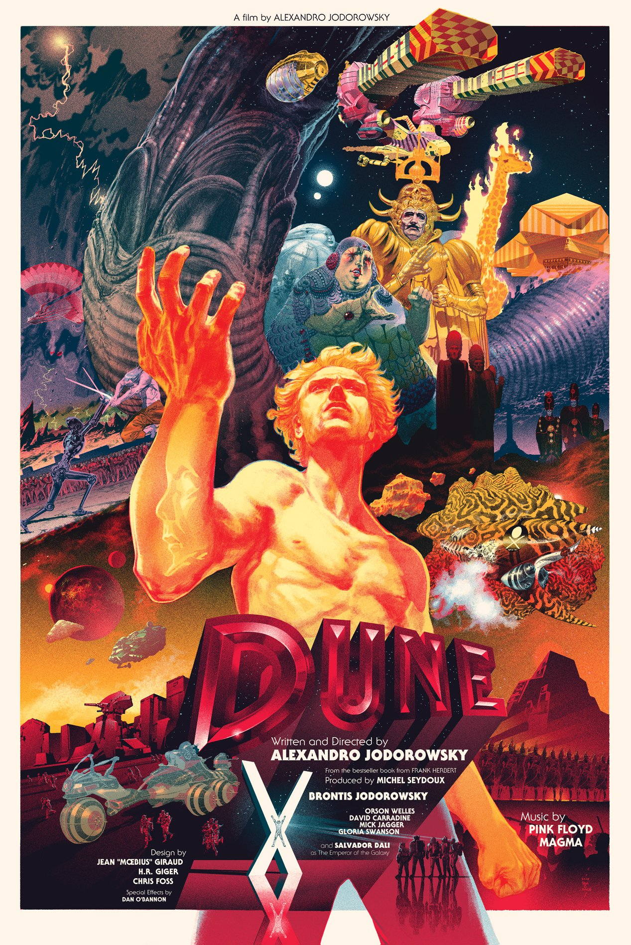 a review of dune Variety gave dune a less negative review, stating dune is a huge, hollow, imaginative and cold sci-fi epic visually unique and teeming with incident.