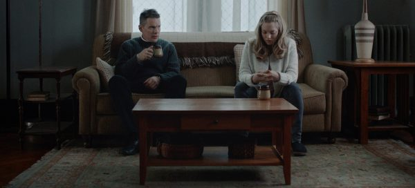 First Reformed review Ethan Hawke Amanda Seyfried