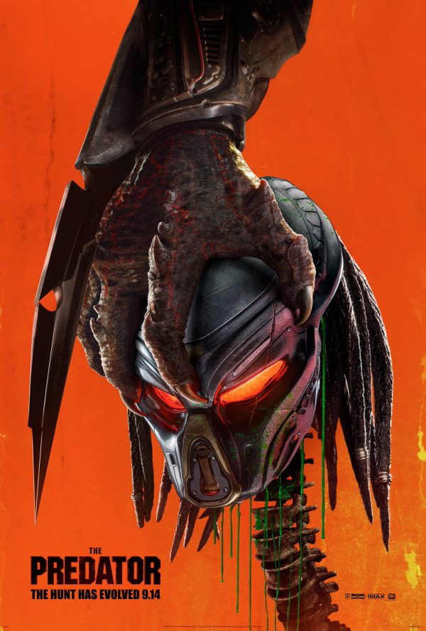 The Predator poster 2018 Shane Black