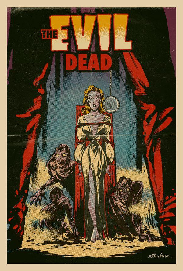 Sveta Shubina Evil Dead
