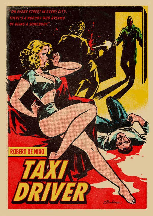 Sveta Shubina Taxi Driver