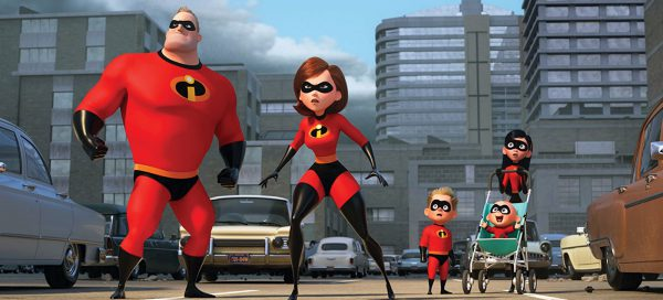 Incredibles 2 review Holly Hunter Craig T. Nelson