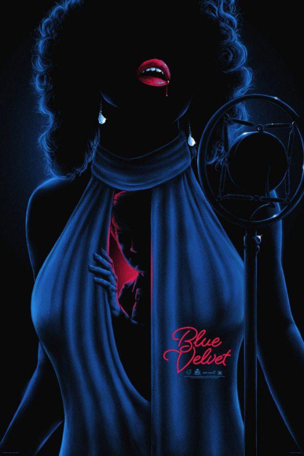 Matt Ryan Tobin Blue Velvet poster