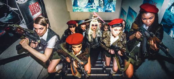 The Misandrists film review