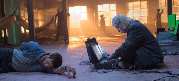 Upgrade movie Logan Marshall-Green