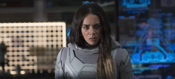 Ant-Man and the Wasp review Hannah John Kamen