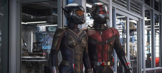 Film Review: 'Ant-Man And The Wasp'