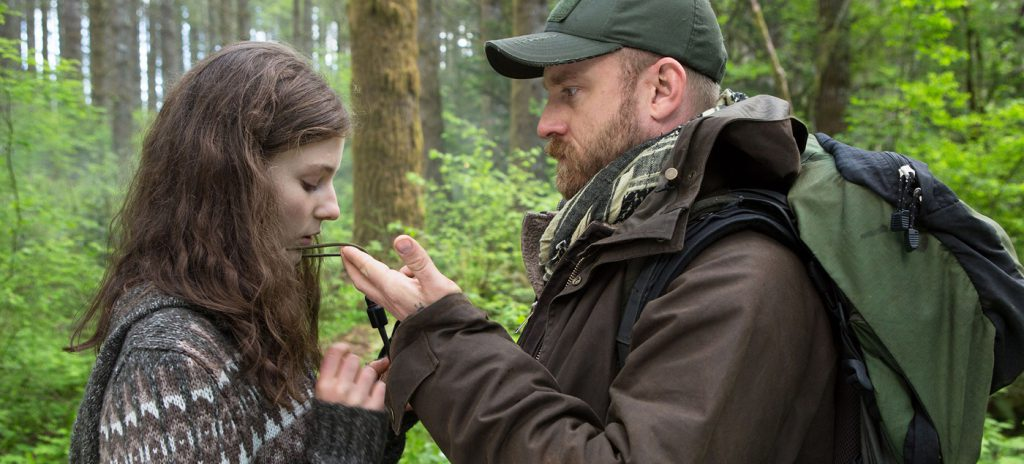 Leave No Trace Ben Foster Thomasin McKenzie