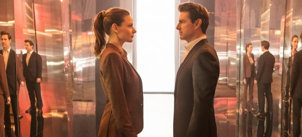 Mission Impossible Fallout review Tom Cruise Rebecca Ferguson
