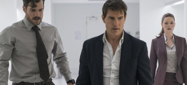 Mission Impossible Fallout review Tom Cruise Rebecca Ferguson Henry Cavill