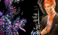 Martin Ansin's 'The Man Who Fell To Earth' And Rory Kurtz's 'Annihilation'