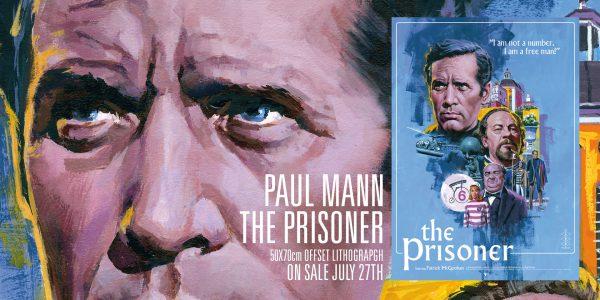 Prisoner Paul Mann