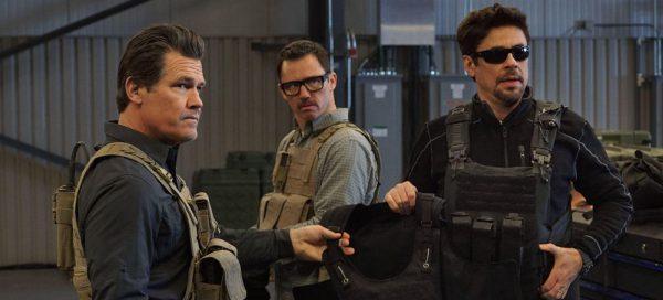 Sicario Soldado Jeffrey Donovan Benicio del Toro Josh Brolin