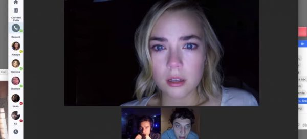Unfriended Dark Web review Colin Woodell Rebecca Rittenhouse