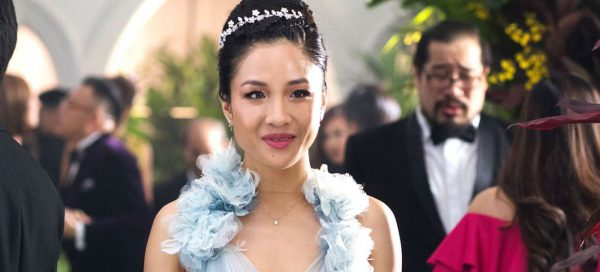 Crazy Rich Asians review Constance Wu