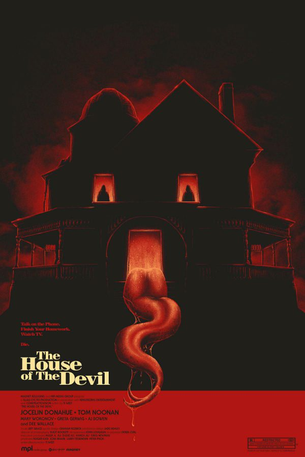 Matt Ryan Tobin House of the Devil poster