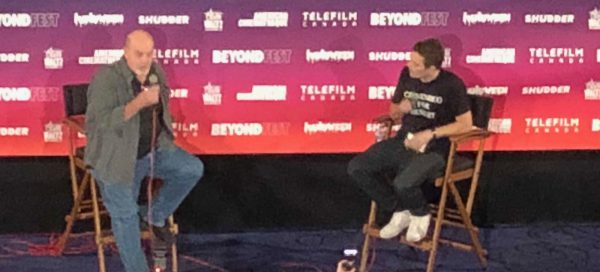 Michael Ironside Beyond Fest