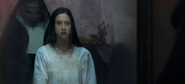The Nun Taissa Farmiga
