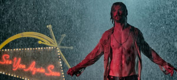 Bad Times at El Royale review Chris Hemsworth