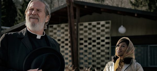 Bad Times at El Royale review Jeff Bridges Cynthia Erivo