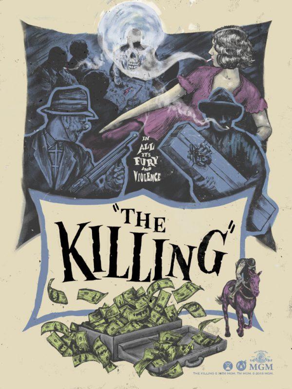 The Killing Zeb Love femme