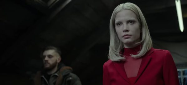 Girl in the Spider's Web review Sylvia Hoeks