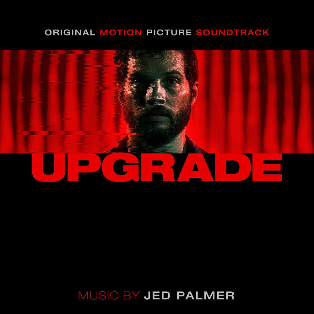 Jed Palmer soundtrack Upgrade