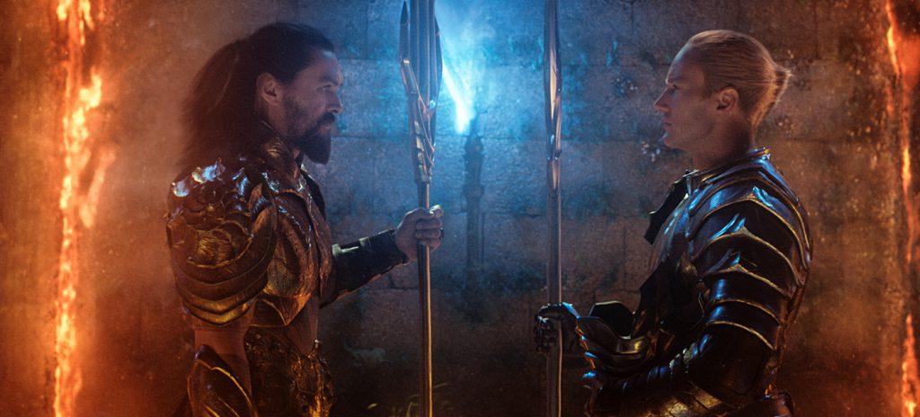 Aquaman review Jason Momoa Patrick Wilson
