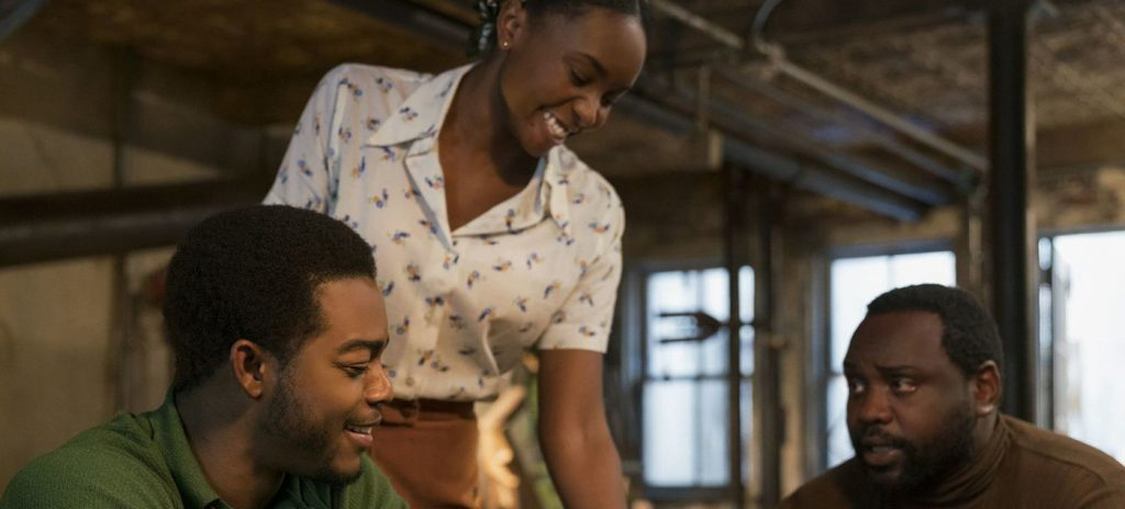 If Beale Street Could Talk review Kiki Layne Stephan James Brian Tyree Henry