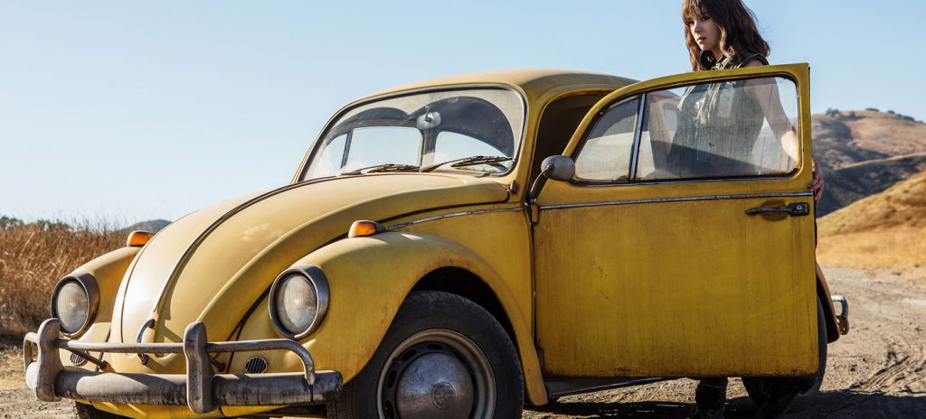 Bumblebee movie review Hailee Steinfeld