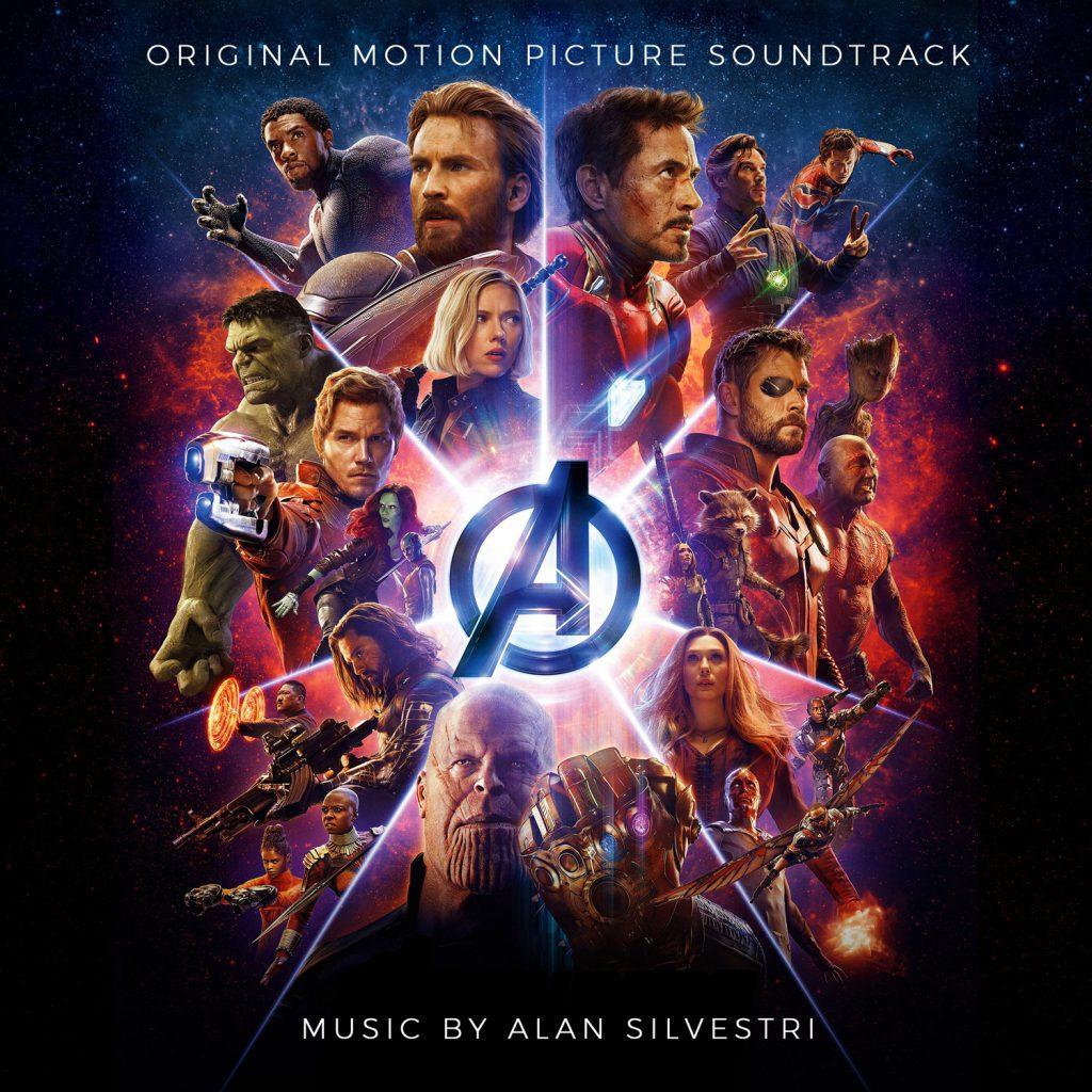 Infinity War Silvestri soundtrack