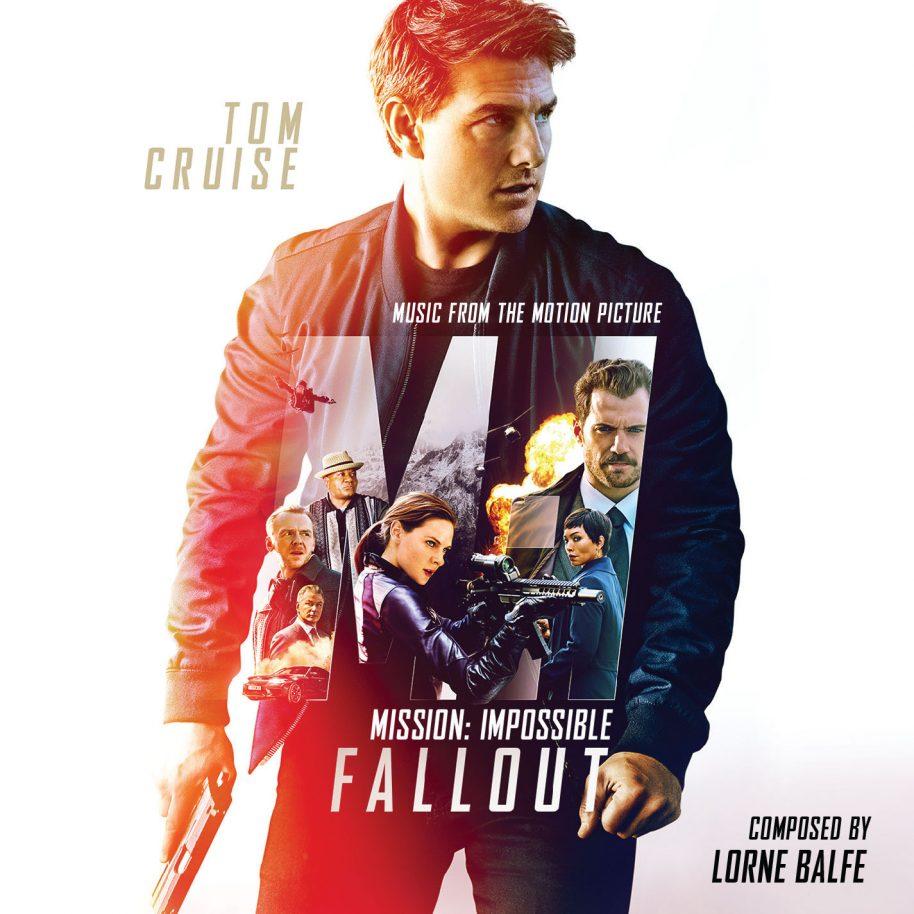 M:I Fallout Lorne Balfe soundtrack