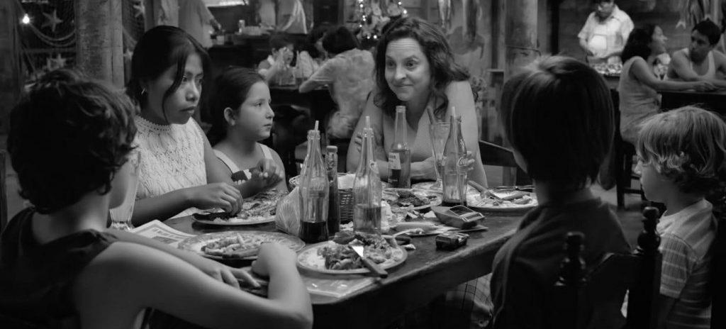 Roma review Yalitza Aparicio Marina de Tavira