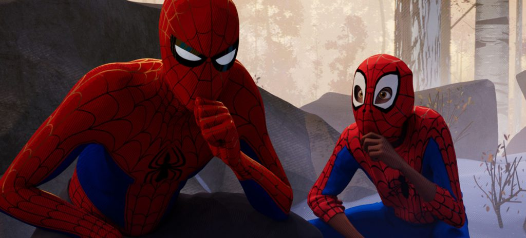 Spider-Verse review Shameik Moore