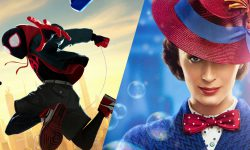 Twofer Review: 'Spider-Man: Into The Spider-Verse' & 'Mary Poppins Returns'