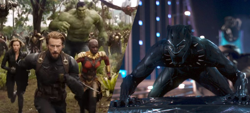 Infinity War Black Panther review Marvel