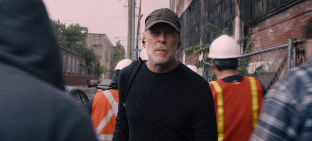 Glass review Bruce Willis