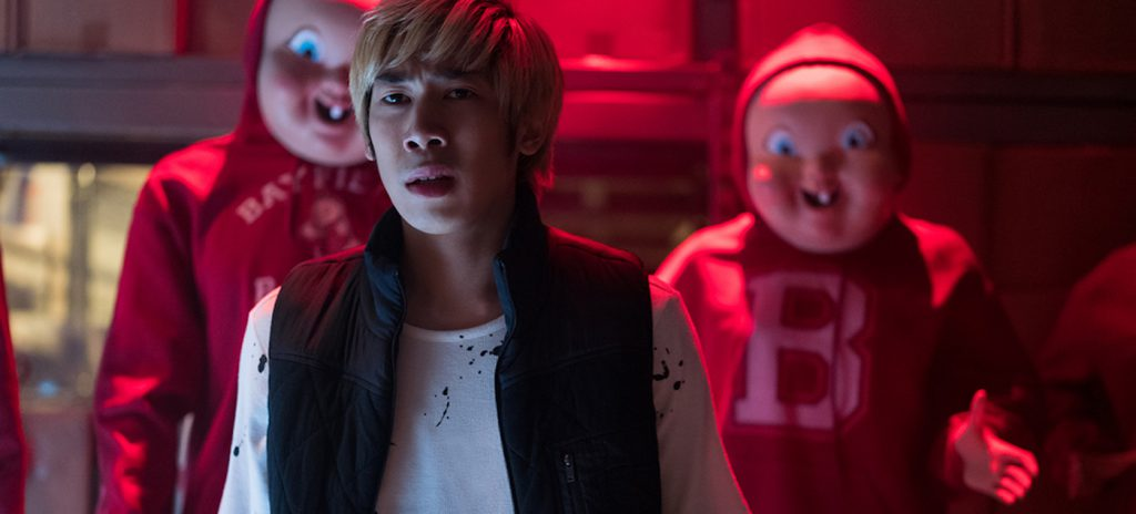 Happy Death Day 2U review Phi Vu