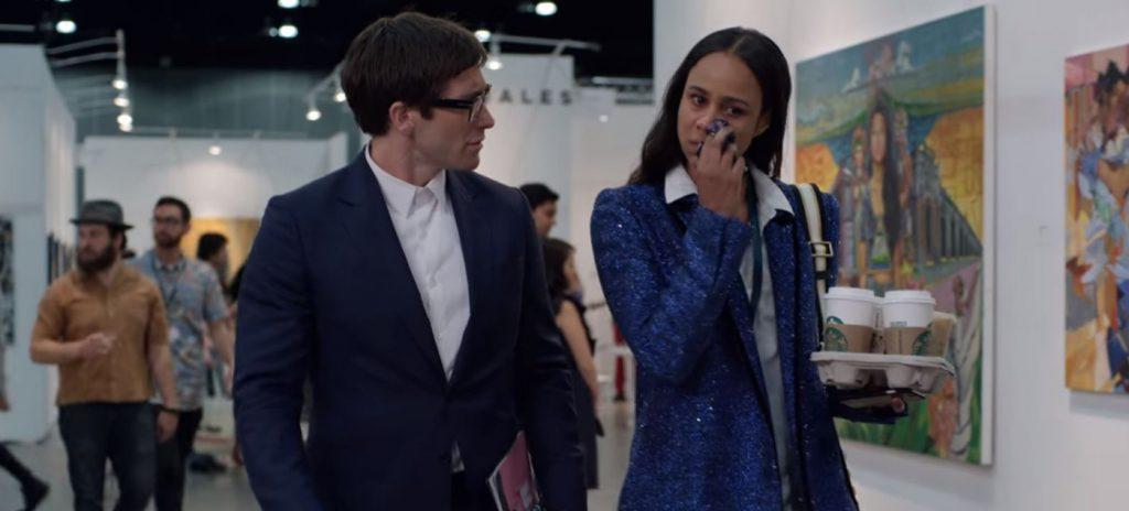 Velvet Buzzsaw review Jake Gyllenhaal Zawe Ashton