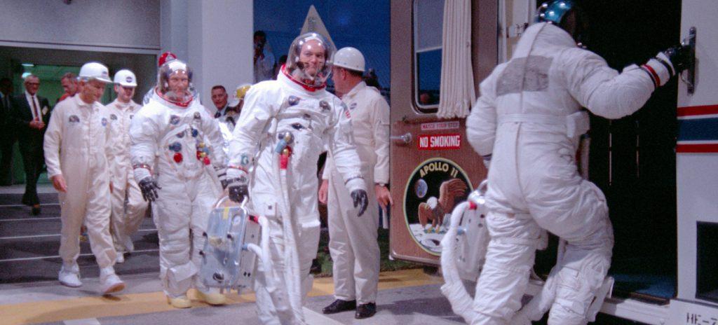 Apollo 11 review Buzz Aldrin