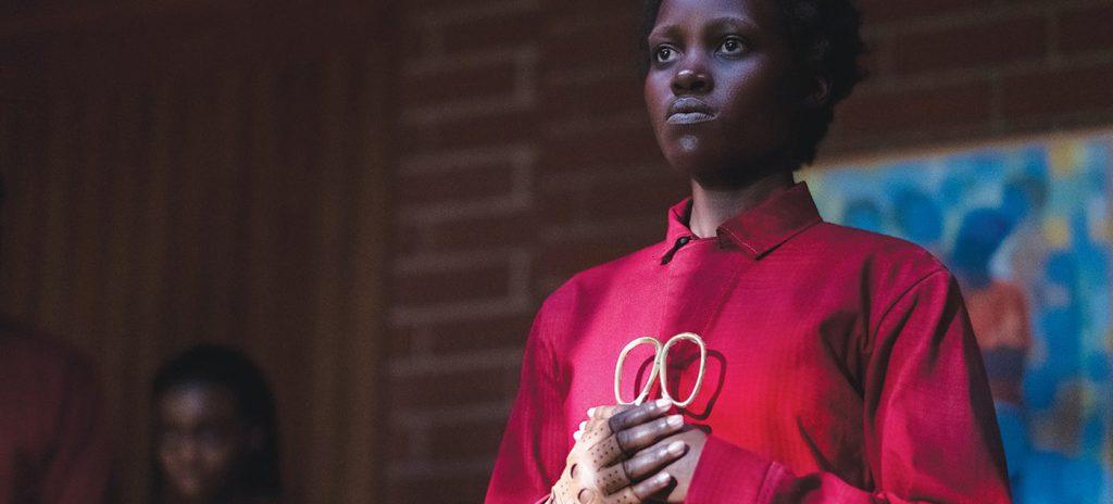 Us review Lupita Nyong'o