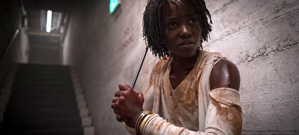 Us review still Lupita Nyong'o