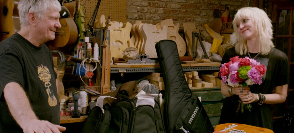 Carmine Street Guitars Rick Kelly Cindy Hulej