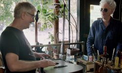 Film Review: 'Carmine Street Guitars'