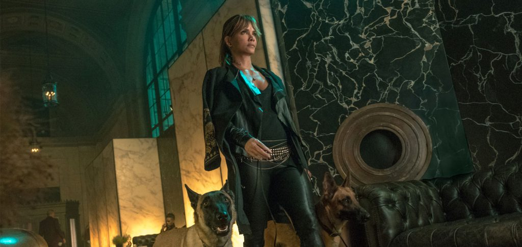 John Wick 3 review Halle Berry