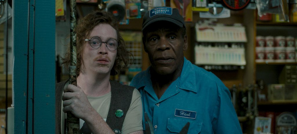 Dead Don't Die review Caleb Landry Jones Donald Glover