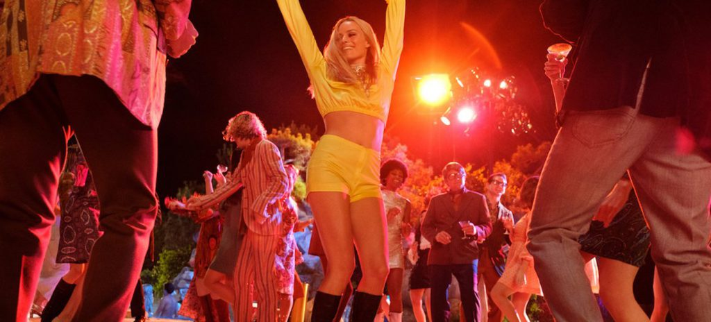 Once Upon a Time in Hollywood review Margot Robbie