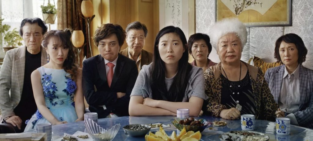 Farewell movie Awkwafina review A24