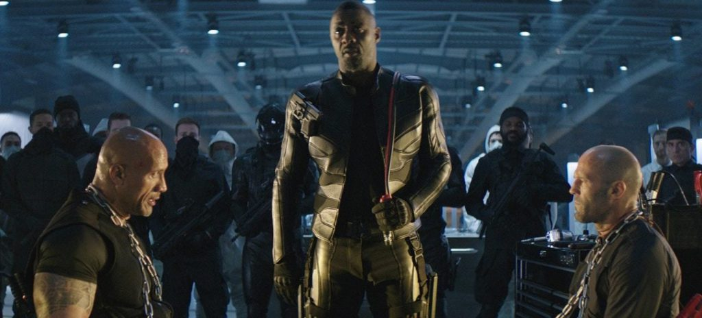 Hobbs & Shaw review Dwayne Johnson Jason Statham Idris Elba